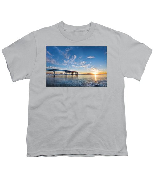 Bridge Sunrise Youth T-Shirt