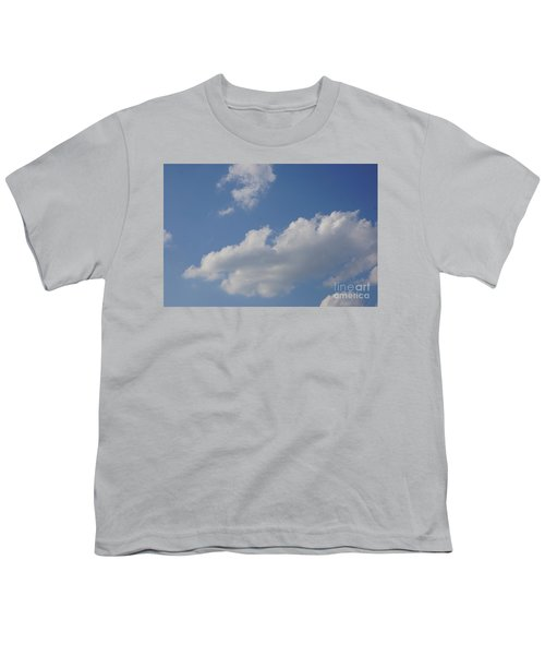 Clouds 15 Youth T-Shirt by Rod Ismay