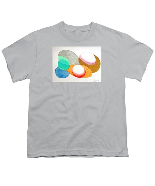 Curves And Things Youth T-Shirt by Rod Ismay