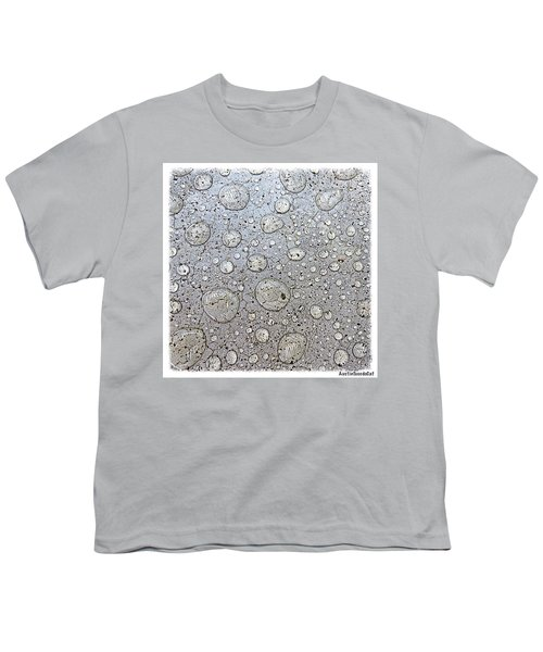 Surprise #thunder #storm This Morning Youth T-Shirt