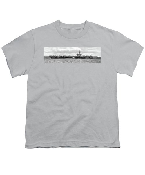 Uss George H.w Bush. Youth T-Shirt