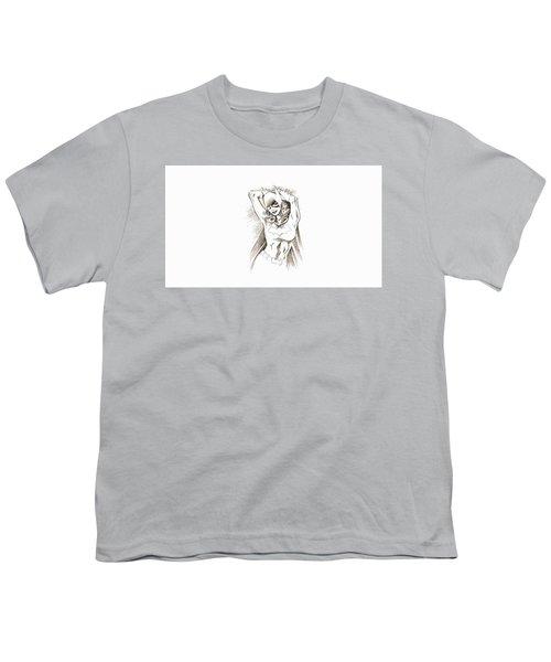 Batgirl Youth T-Shirt