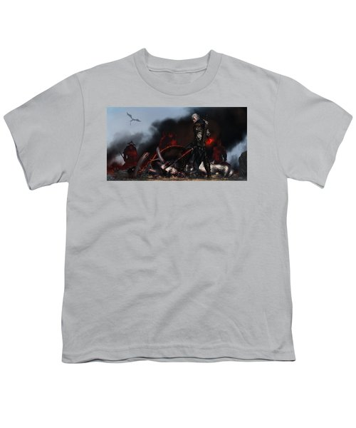 The Witcher 3 Wild Hunt Youth T-Shirt