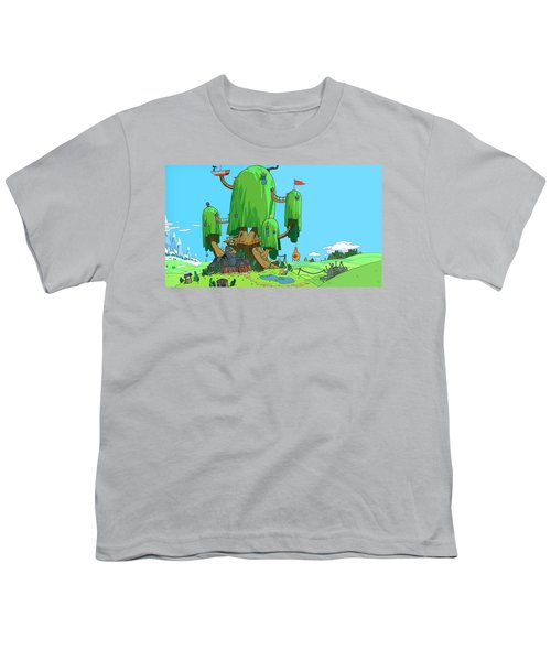 Adventure Time Youth T-Shirt