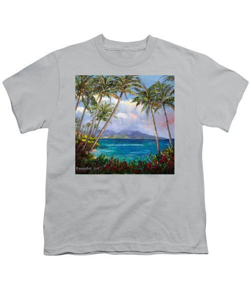 Aloha! Just Dreaming About #hawaii Youth T-Shirt