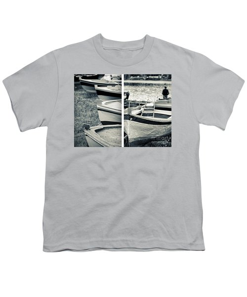An Old Man's Boats Youth T-Shirt