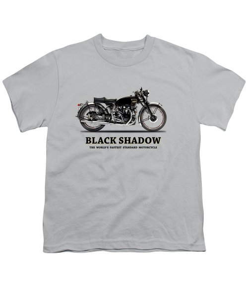 Vincent Black Shadow Youth T-Shirt