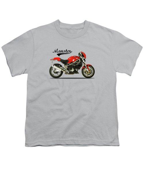 Ducati Monster S4 Sps Youth T-Shirt