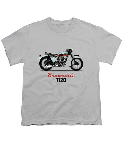 1959 T120 Bonneville Youth T-Shirt