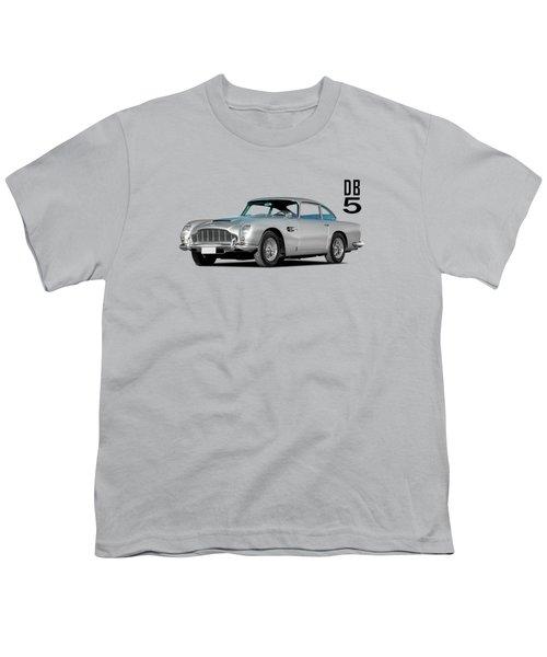 Aston Martin Db5 Youth T-Shirt