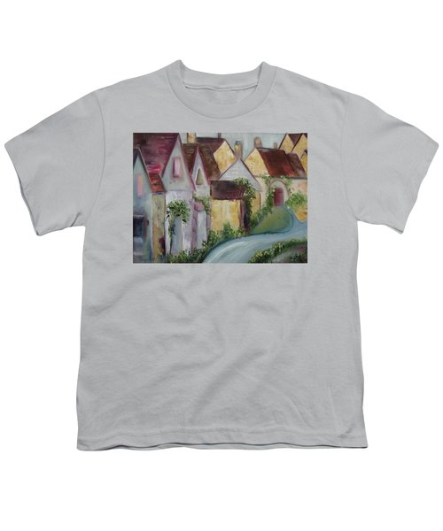 Bourton On The Water Youth T-Shirt by Roxy Rich