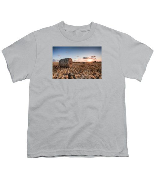 Bundy Hay Bales #5 Youth T-Shirt