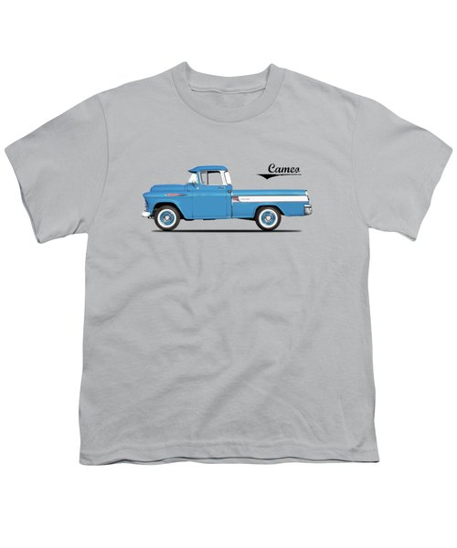 Cameo Pickup 1957 Youth T-Shirt