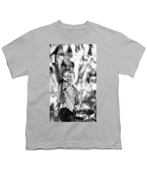 Coldplay13 Youth T-Shirt