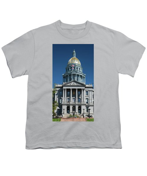 Colorado State Capitol Youth T-Shirt