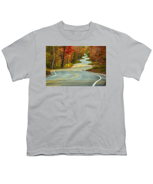 Curvaceous Youth T-Shirt by Bill Pevlor
