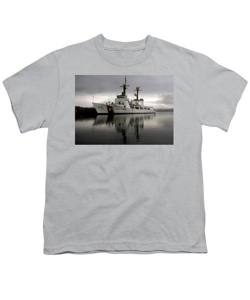 Cutter In Alaska Youth T-Shirt
