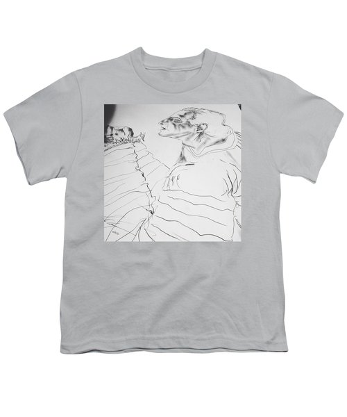 Daniel Praying Youth T-Shirt