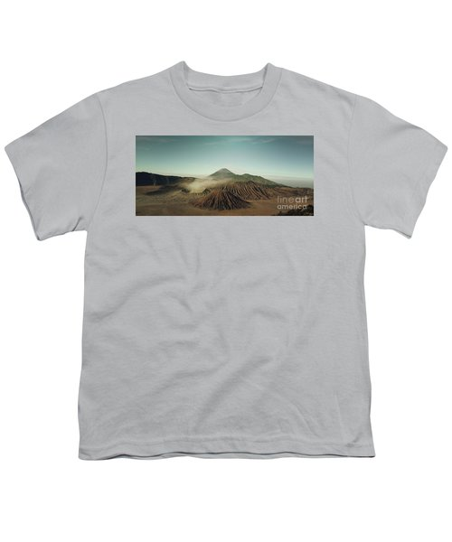 Youth T-Shirt featuring the photograph Desert Mountain  by MGL Meiklejohn Graphics Licensing