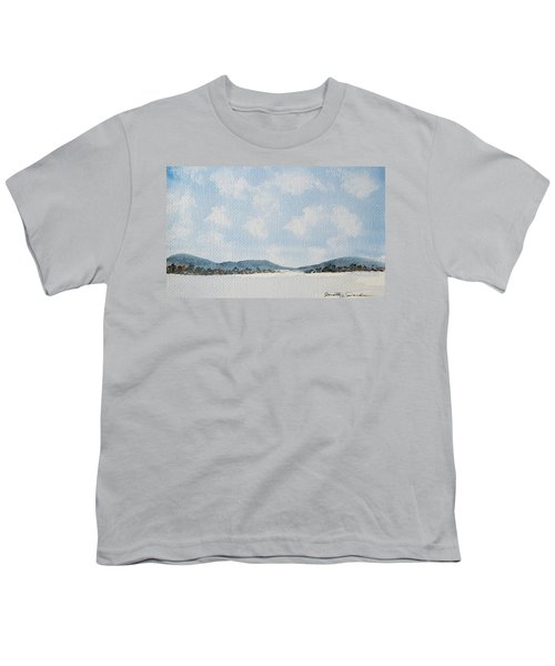 Entrance To Moulters Lagoon From Bathurst Harbour Youth T-Shirt