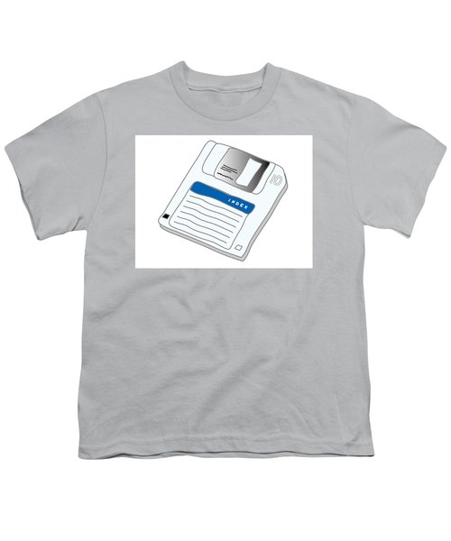Floppy Disk Youth T-Shirt