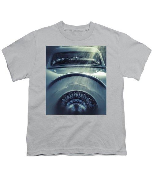 Ford Thunderbird Back Window 3 Youth T-Shirt