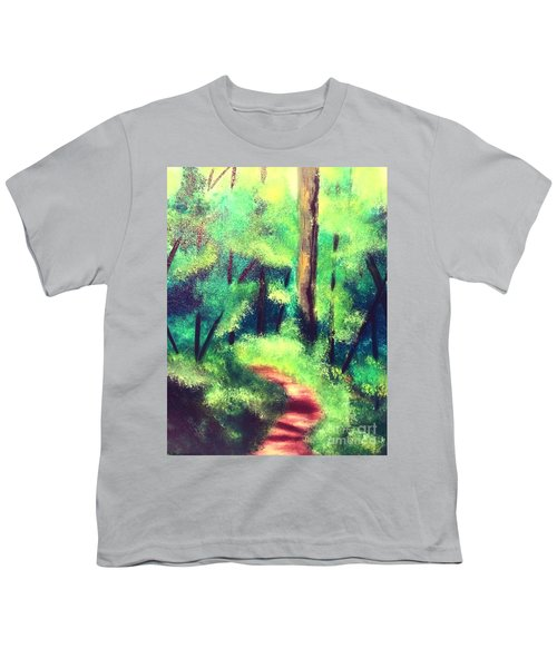 Forest Path Youth T-Shirt