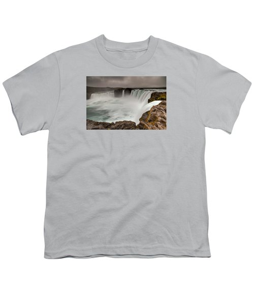Godafoss Youth T-Shirt