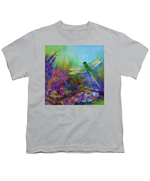 Green Dragonfly Youth T-Shirt