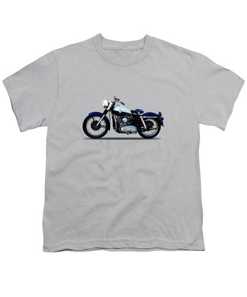 Harley Davidson Sportster 1957 Youth T-Shirt