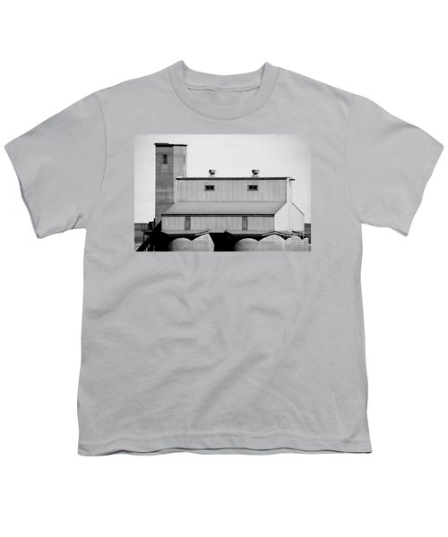 Youth T-Shirt featuring the photograph High Rise by Stephen Mitchell