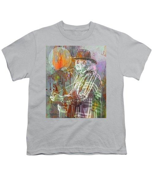 I Wanna Live, I Wanna Give Youth T-Shirt