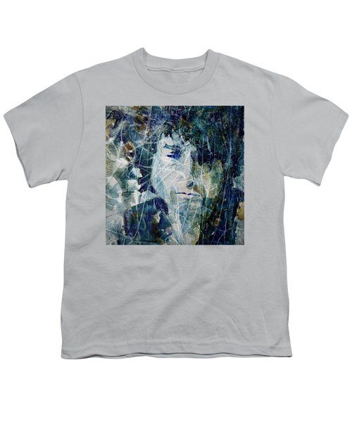 Knocking On Heaven's Door Youth T-Shirt by Paul Lovering