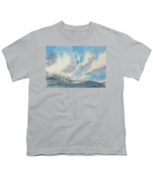 The Blue Hills Of Summer Youth T-Shirt