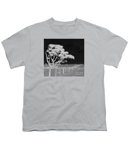 Lone Tree, West Coast Youth T-Shirt