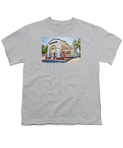 Magnolia Gas - Little Rock Youth T-Shirt