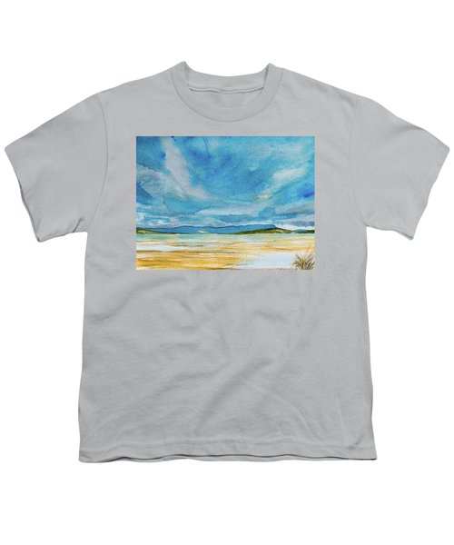 View Of Mount Wellington From South Bruny Island Youth T-Shirt