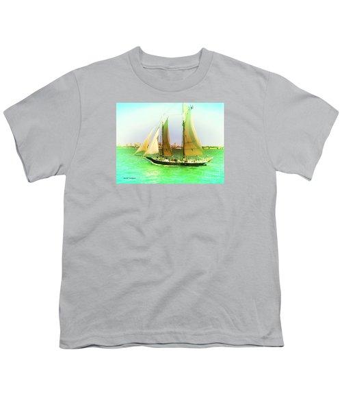 Nyc Sailing Youth T-Shirt