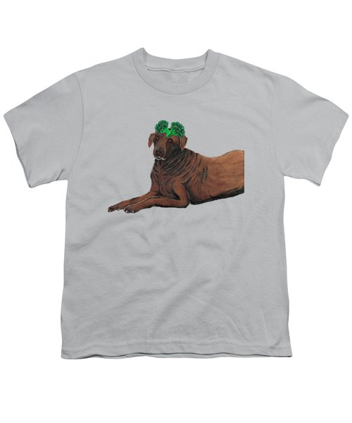 Obie Youth T-Shirt by Nick Nestle