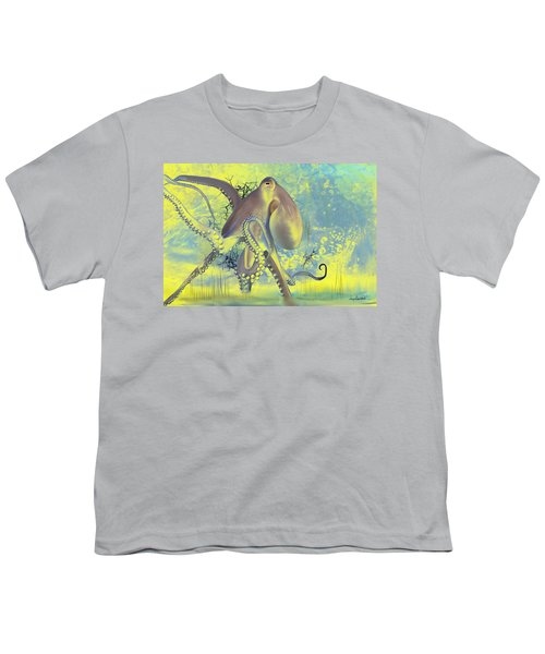Octupus -1 Youth T-Shirt