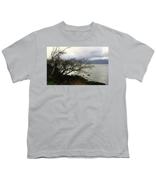 Old Tree By The Bay Youth T-Shirt