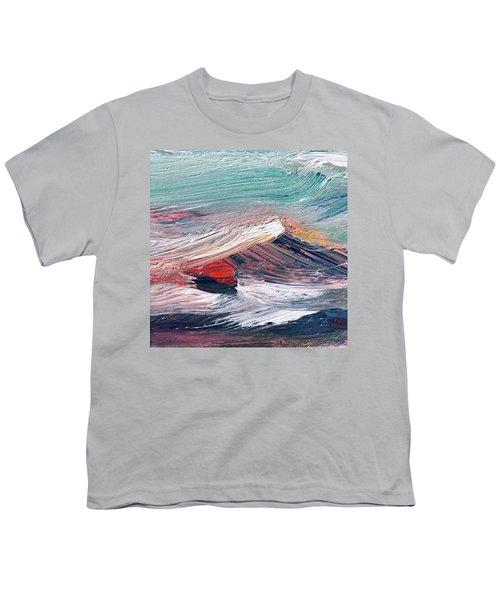 Wave Mountain Youth T-Shirt