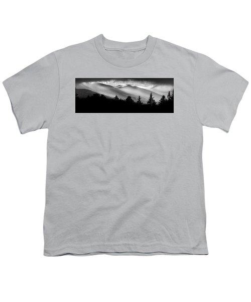 Youth T-Shirt featuring the photograph Pemigewasset Wilderness by Bill Wakeley