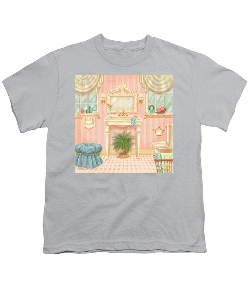 Pretty Bathrooms IIi Youth T-Shirt