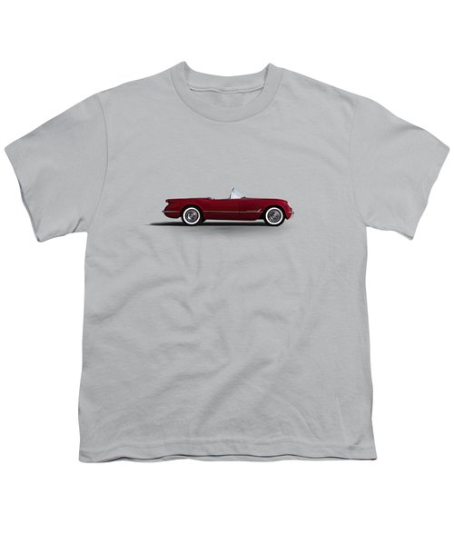 Red C1 Convertible Youth T-Shirt