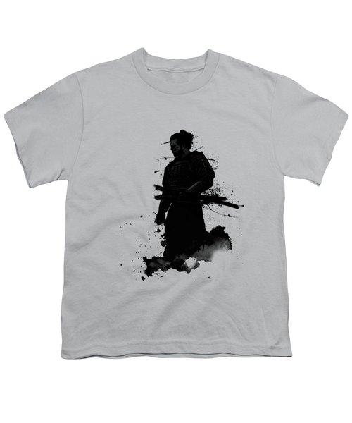 Samurai Youth T-Shirt by Nicklas Gustafsson