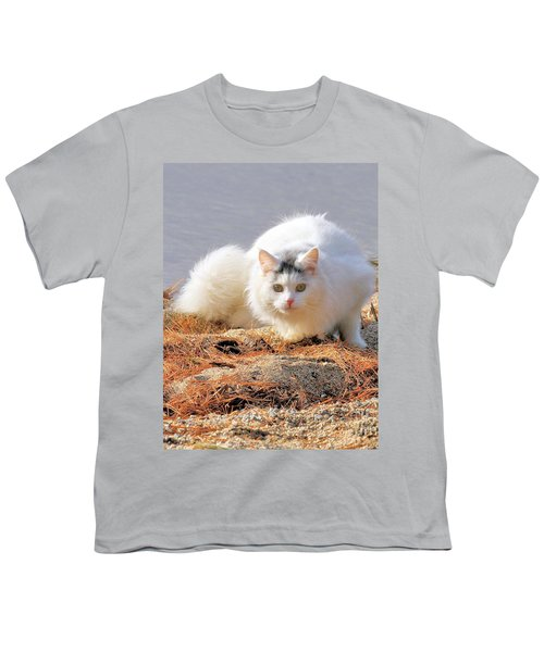 Shore Kitty Youth T-Shirt