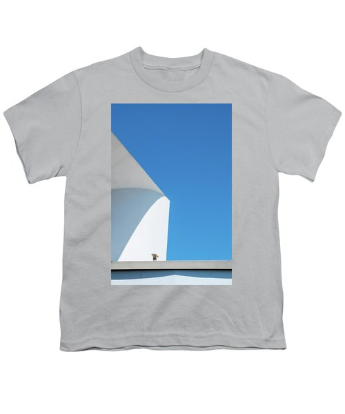 Soft Blue Youth T-Shirt