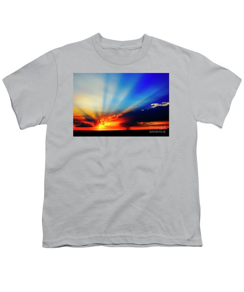 Sun Rays Youth T-Shirt