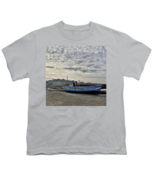 The Fixer-upper, Brancaster Staithe Youth T-Shirt by John Edwards